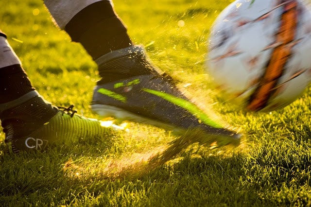 How to get better at shooting and finishing in soccer